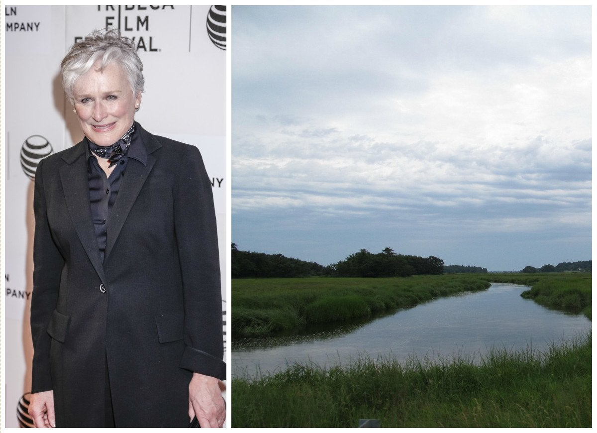 Glenn close scarborough maine
