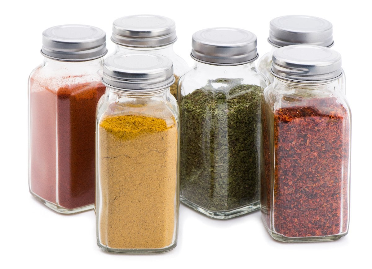 Expired spices