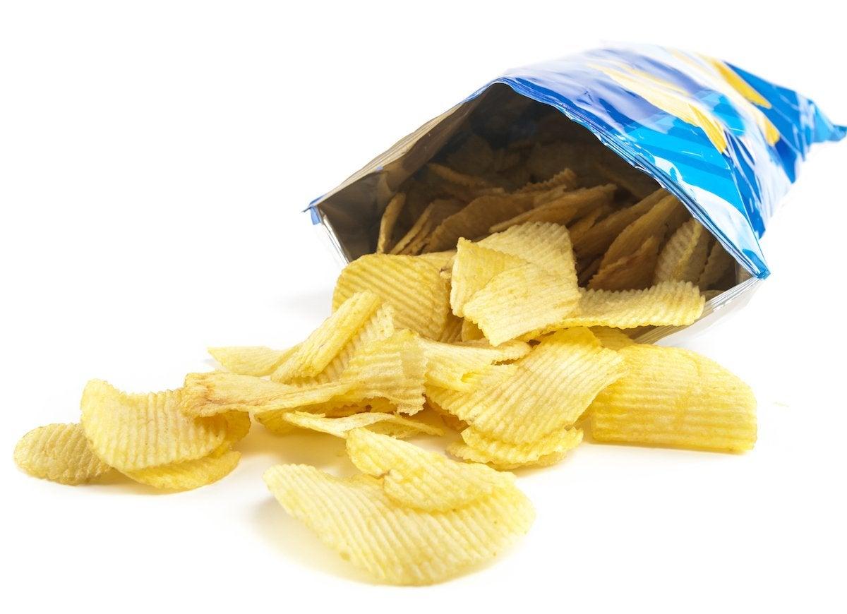 Stale snacks