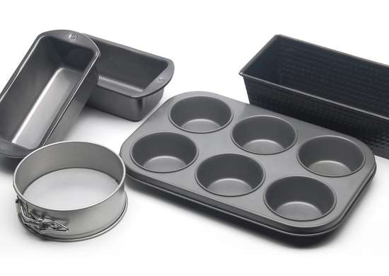Extra Baking Pans