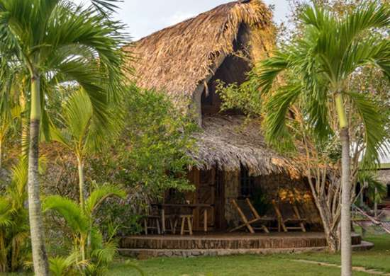 Chalet-tropical-village