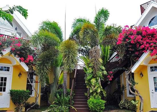 Shangri-La Bed & Breakfast in West Bay, Cayman Islands
