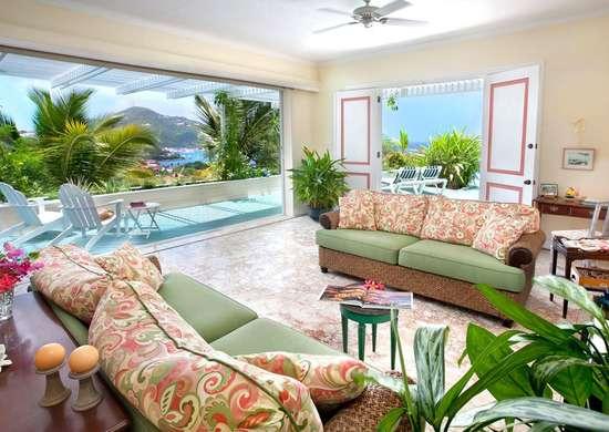 Bellavista Bed & Breakfast on St. Thomas, U.S. Virgin Islands