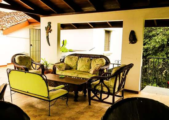 The Cariari Bed and Breakfast in San José, Costa Rica