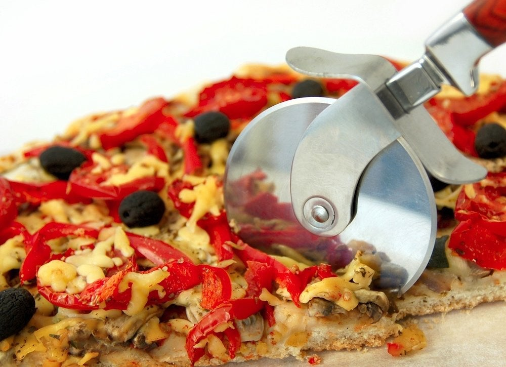 Pizza-cutter