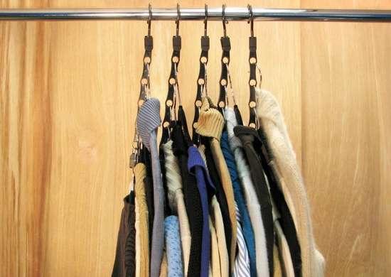 Cascading-clothes-hanger