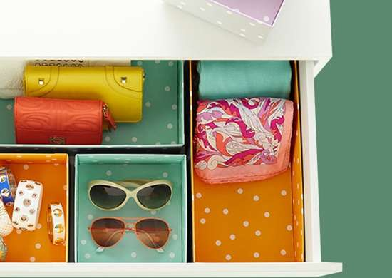 DIY Drawer Dividers