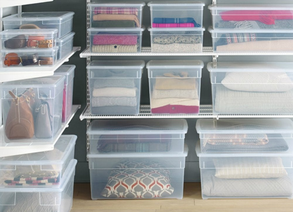 black and decker plastic bins the best organizers to buy for under 5 15 and 25 bob vila