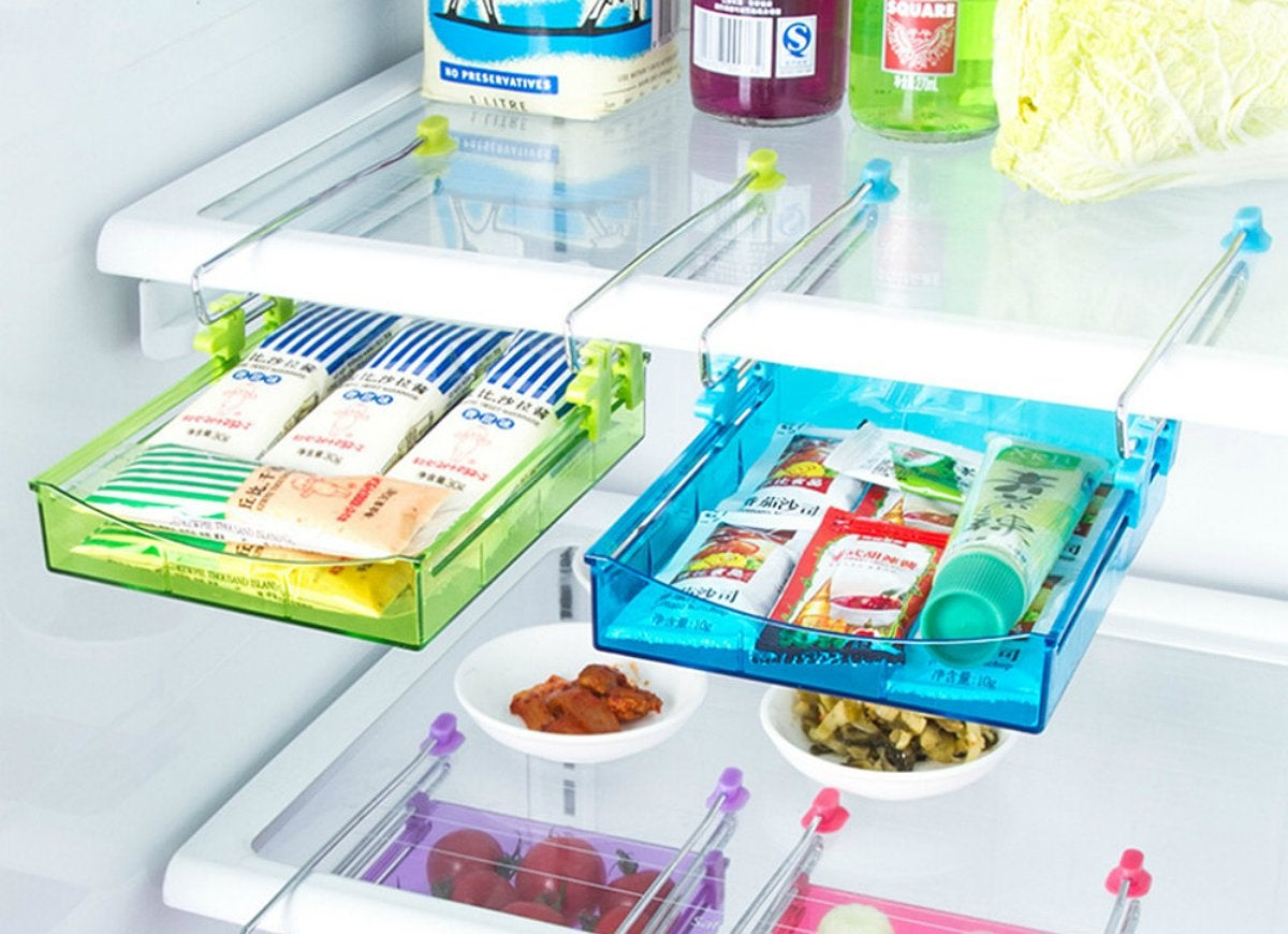 Alpheligance kitchen storage rack