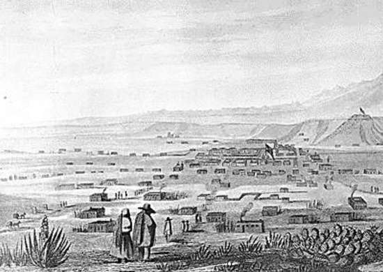 Sante fe new mexico 1607