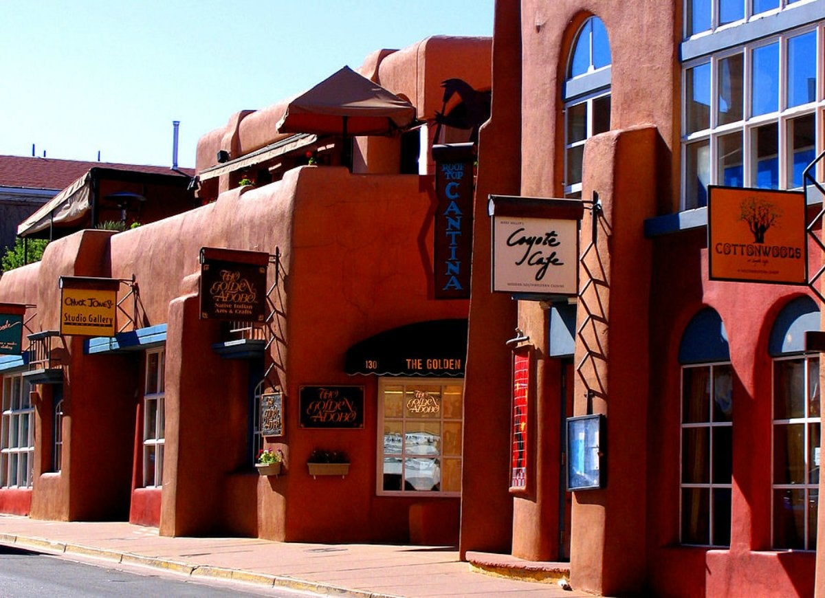 Santa fe new mexico %28now%29