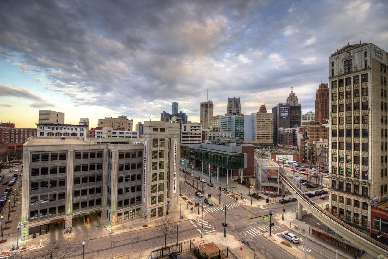 Detroit now