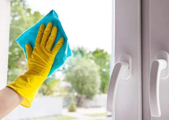 Washing-the-windows