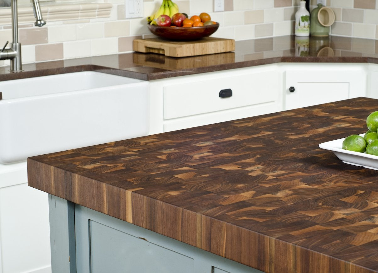12 Wow-Worthy Woods for Kitchen Countertops - Bob Vila