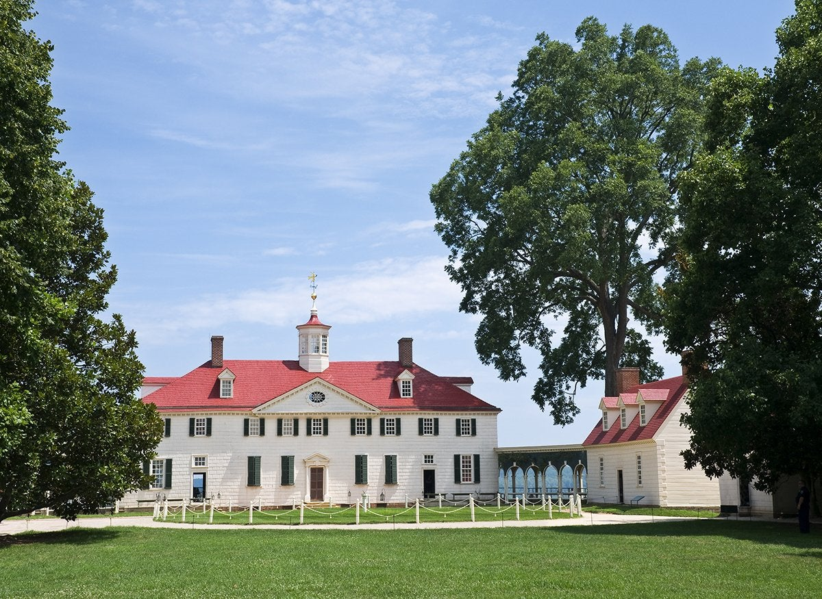 Mount vernon white house