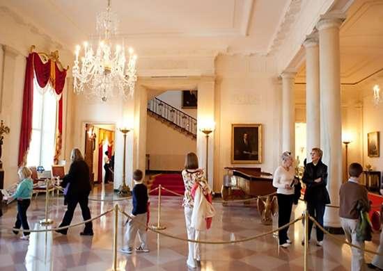 White house visitors