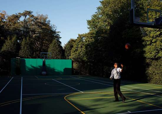 White-house-basketball-court