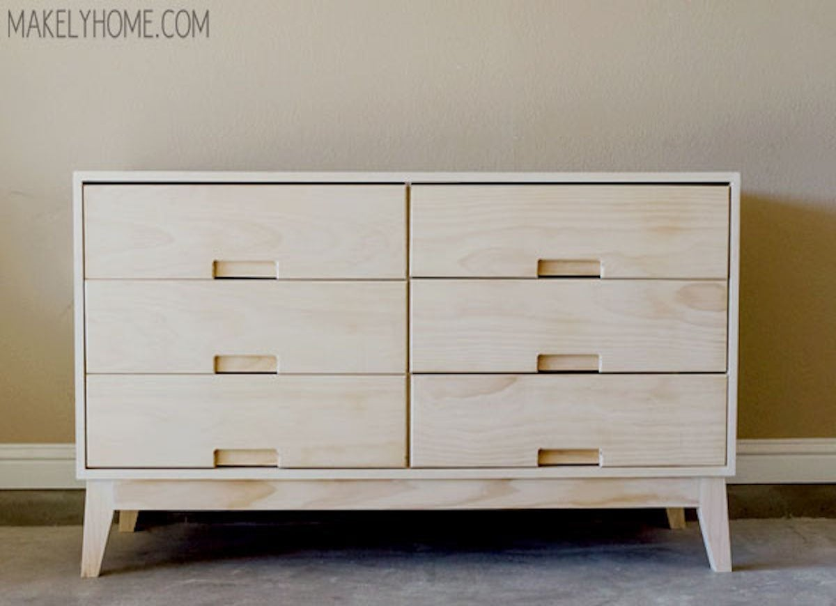 Diy Dressers 9 Ways To Yours