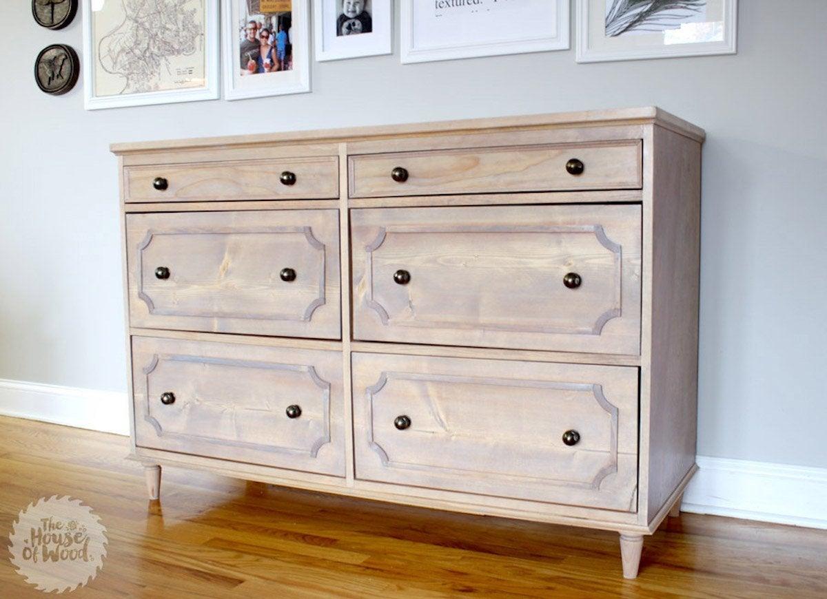 How To Stain Furniture Bob Vila DIY Dressers - 9 Ways to DIY Yours - Bob Vila