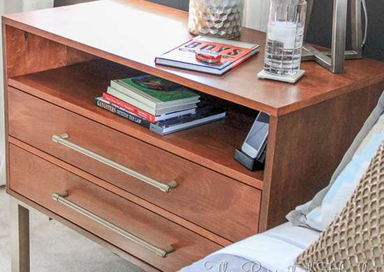 Small DIY Dresser