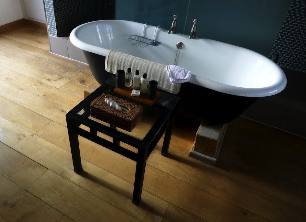 Freestanding bathtub trend