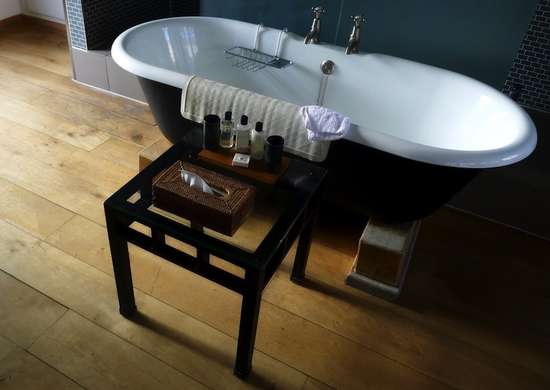 Freestanding bathtub trend