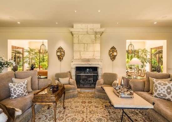 Beige Living Room Classic