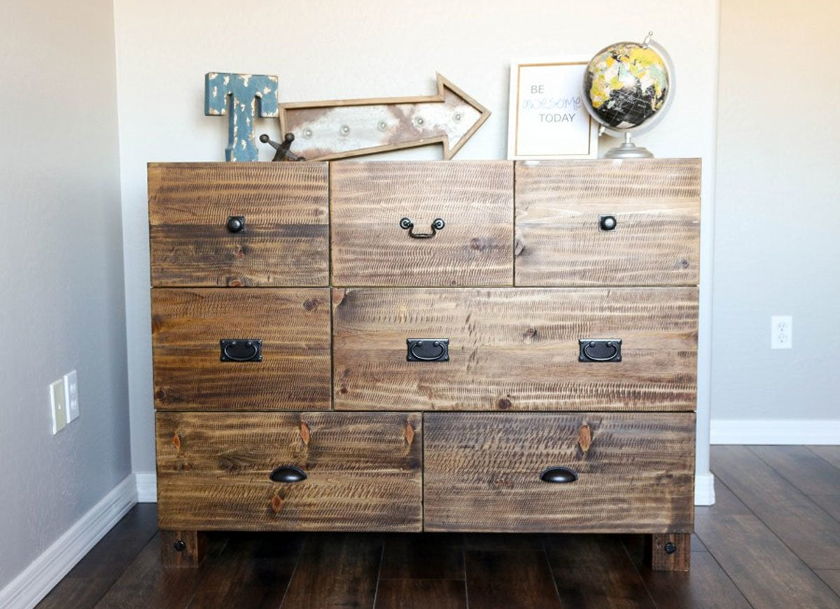 DIY Dressers - 9 Ways to DIY Yours - Bob Vila