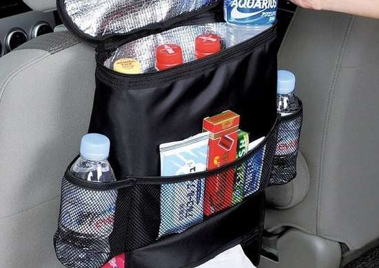Best backseat organizer