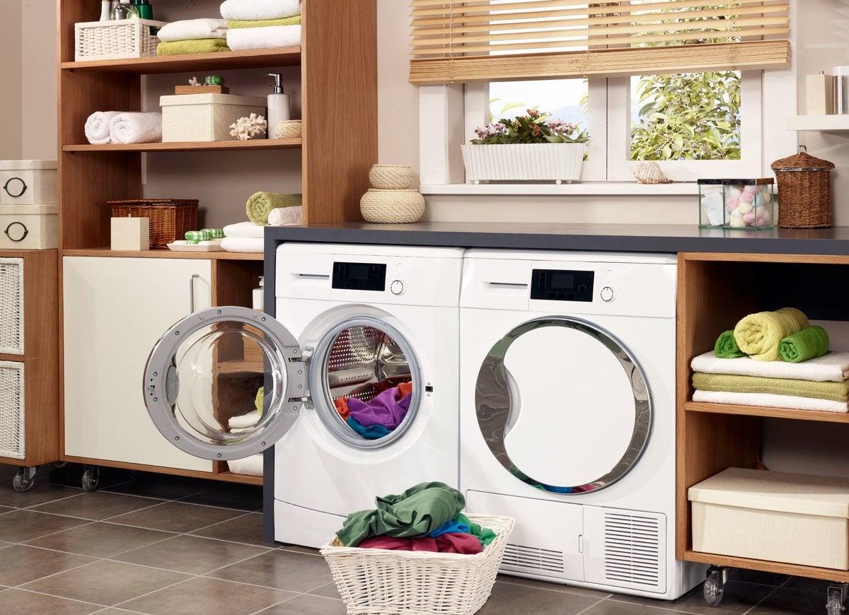 Dryer laundry