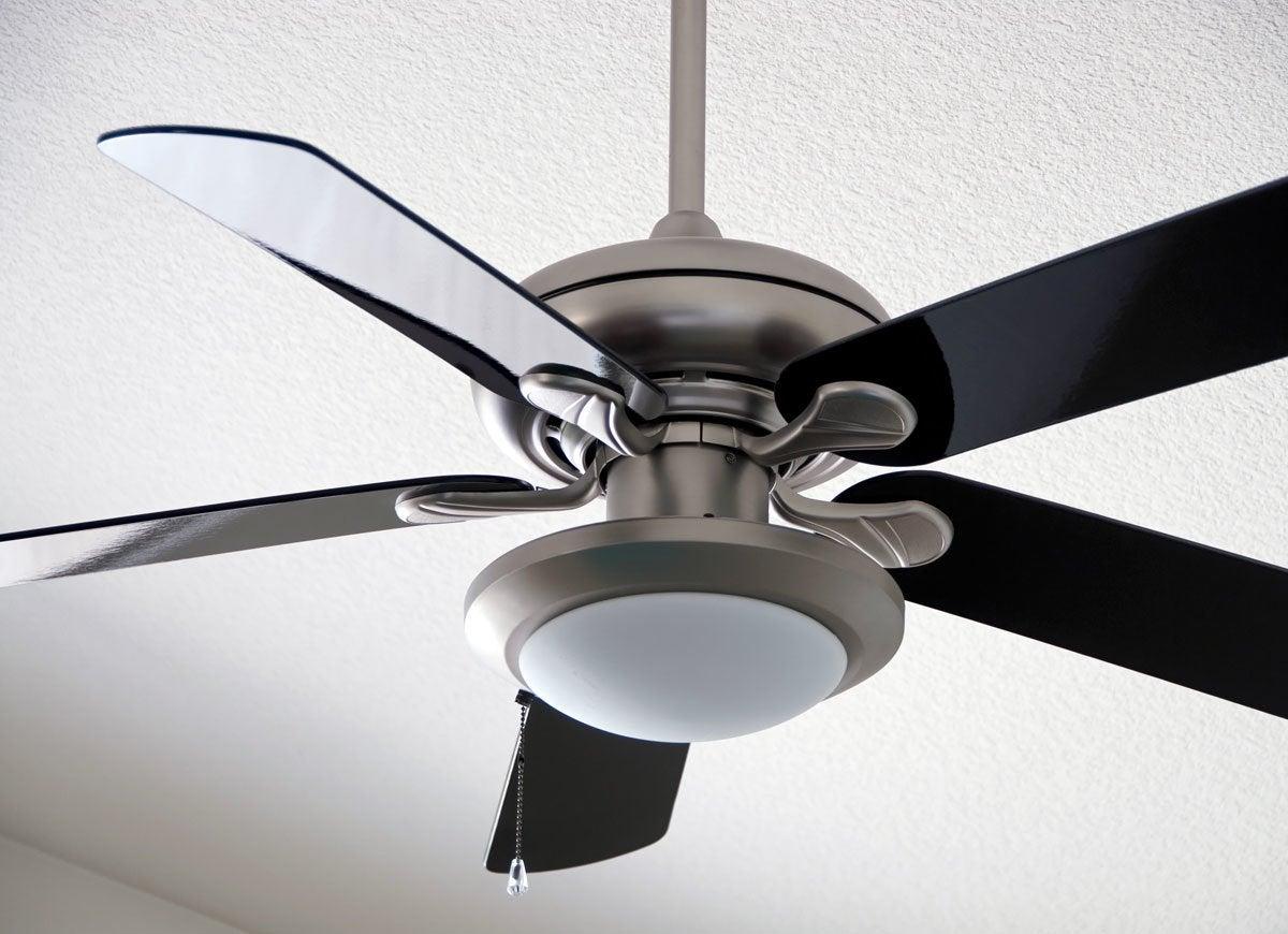 Ceiling fan detail