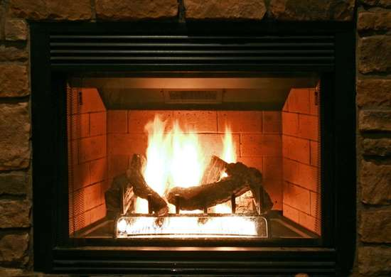Fireplace Heating Bills