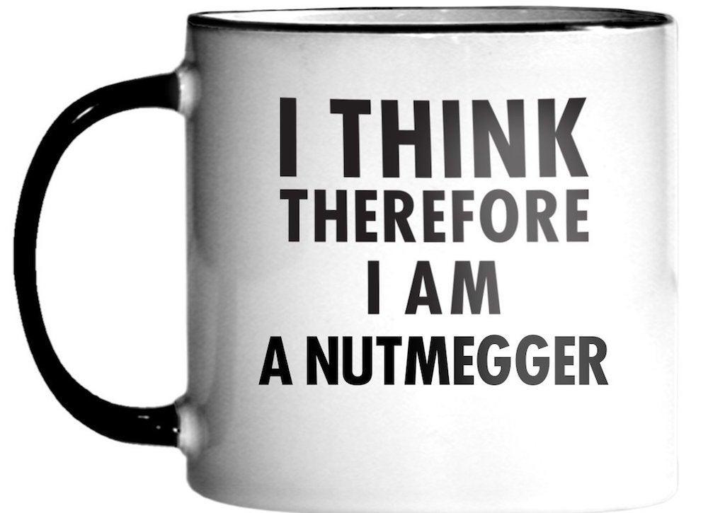 Ct nutmegger mug
