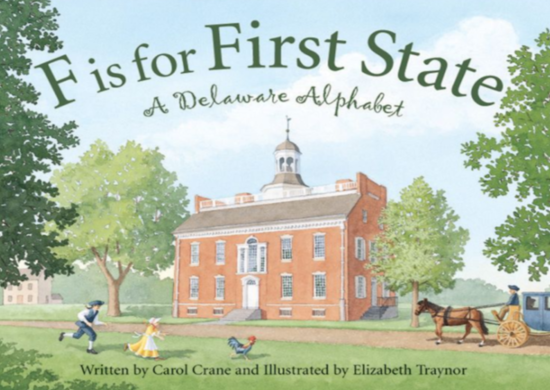 Delaware First State Children's Book