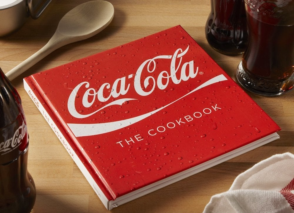 Ga coca cola cookbook