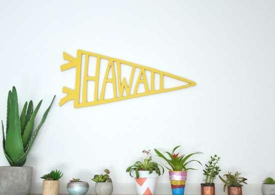 Hawaii-pennant