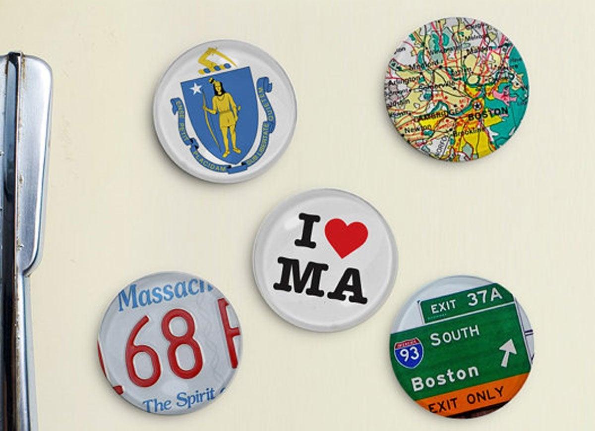 Massachusetts-magnet