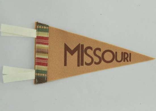 Missouri-penant