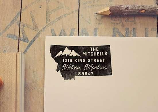 Montana-stamp