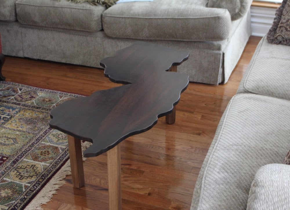 Jersey coffeetable