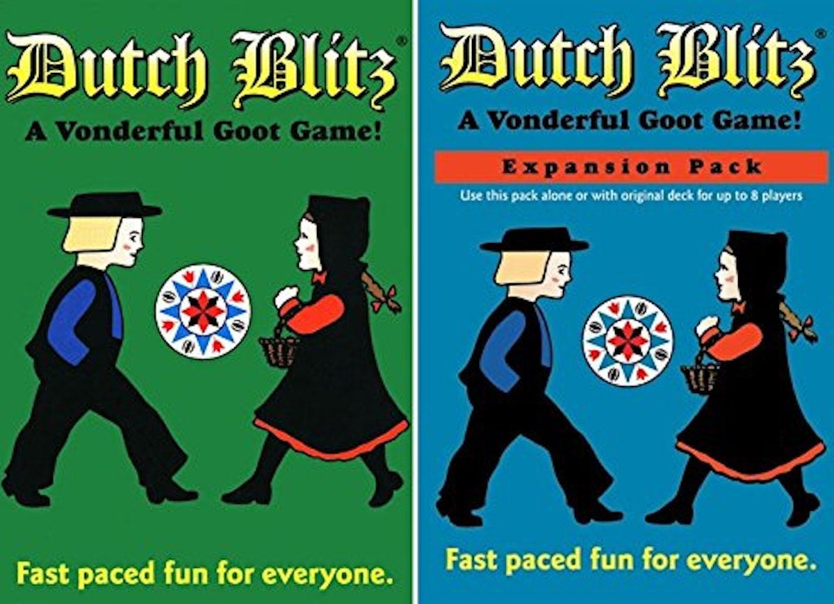 Pennsylvania dutch card game