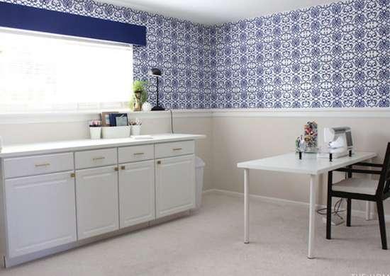 Renter-friendly-wallpaper-installation-14