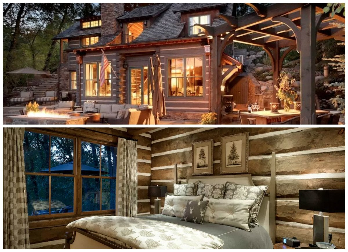 expensive airbnbs 14 of the most luxurious rentals bob On cabine colorado aspen