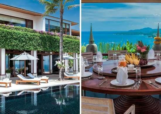 Airbnb in Phuket, Thailand