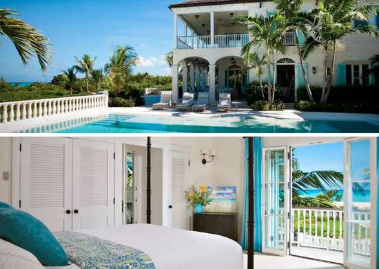 Airbnb in Turks and Caicos