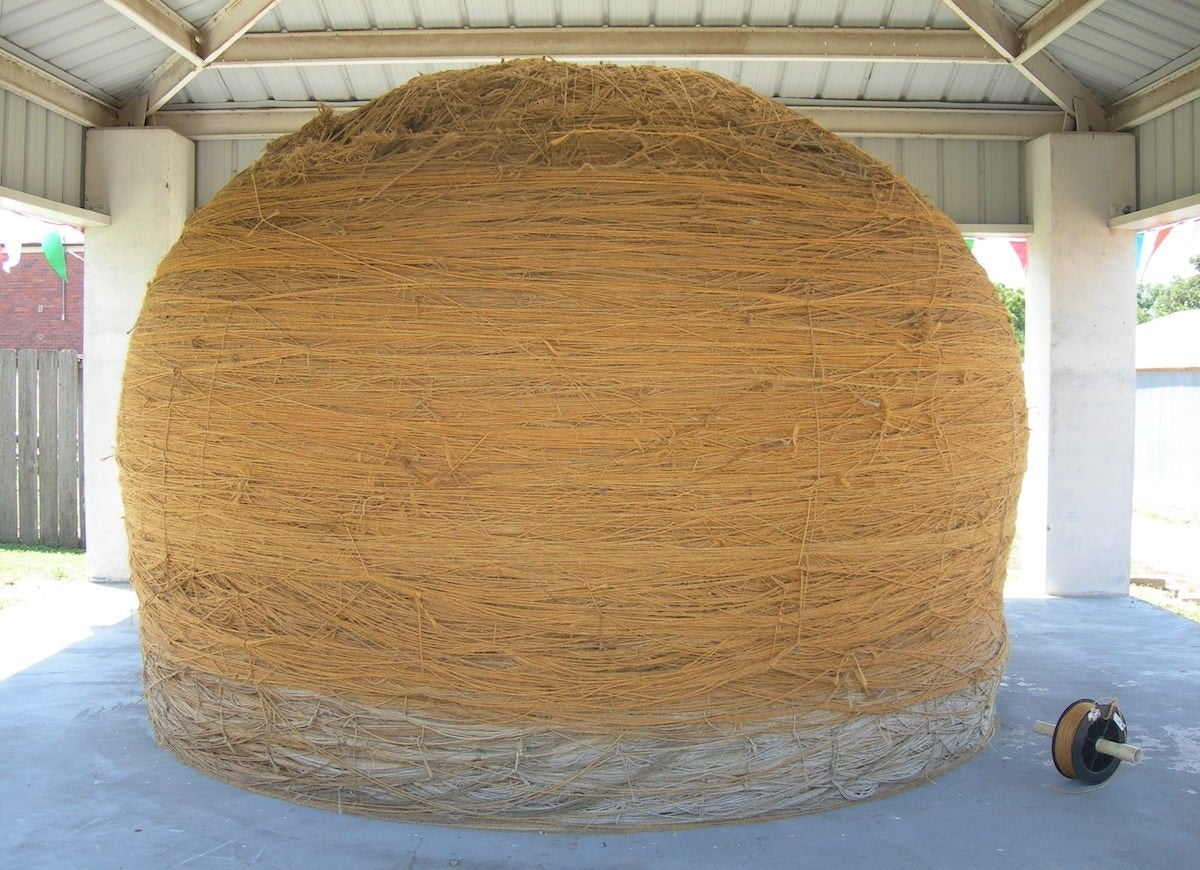 Biggest ball of twine