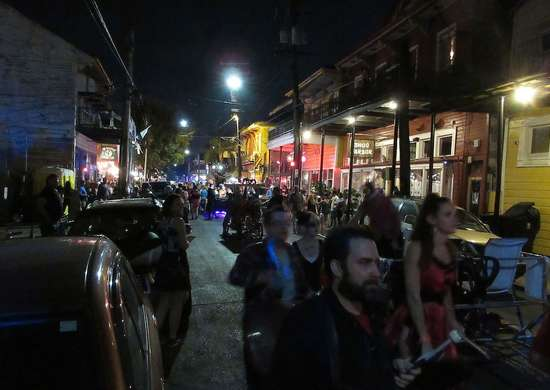 Largest Halloween Gathering - New Orleans, Louisiana