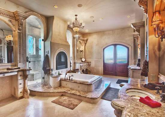 Regal Bathroom Design
