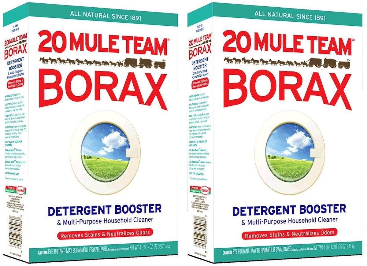 20 Mule Team Borax 10 Reliable Products That Have 100 Years of
