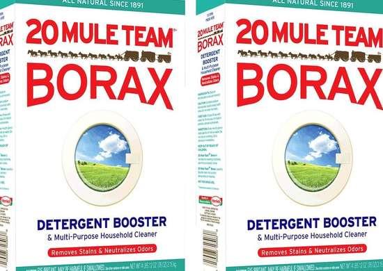 20-Mule Team Borax